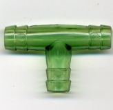 T-Stück grün 9mm