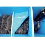 Füllpaket für AL-GFK Becken Typ B bestehend aus Filtermedien, Pu