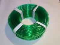 Luftschlauch 4/6 mm grün 50 Meter