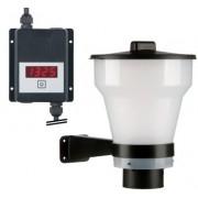 AquaForte Professioneller Futterautomat - Fishfeeder ca. 3,5 kg / 7 Liter