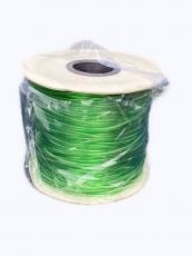 Luftschlauch 4/6 mm grün 200 Meter