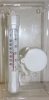 Tripond Teich-Schwimmthermometer weiß