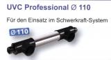 Xclear UVC Professionel 110mm Amalgam 130 Watt